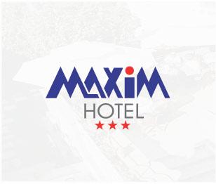 logo hotel maxim