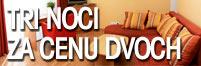 Akcie a pobytove baliky - Hotel MAXIM - Sv�t� Jur